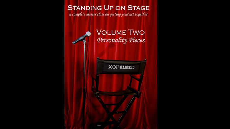 STANDING UP ON STAGE VOL. 2