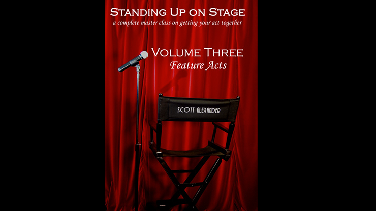 STANDING UP ON STAGE VOL. 3