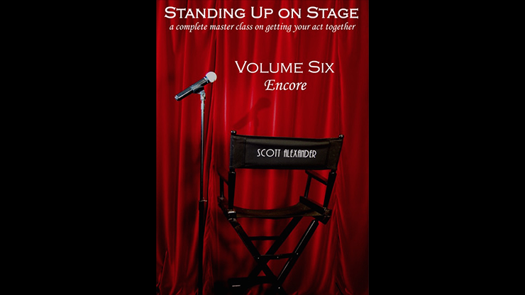 STANDING UP ON STAGE VOL. 6