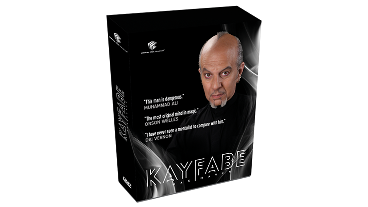 KAYFABE--4 DVD SET