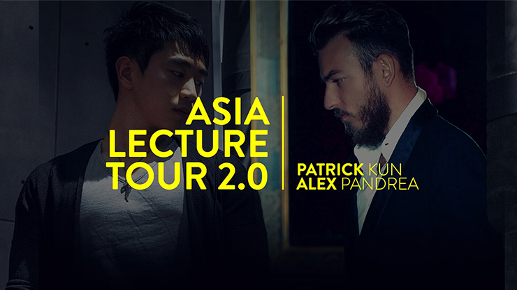 ASIA LECTURE TOUR 2.0