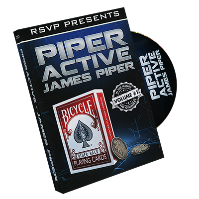 PIPERACTIVE VOL. 1