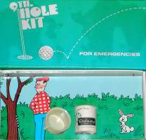 NINTH HOLE KIT