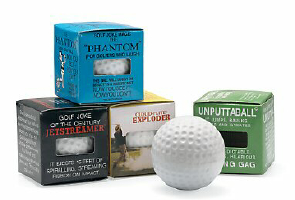 AWESOME FOURSOME--GOLF BALL 4/PACK