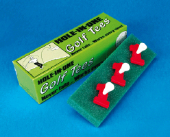 HOLE-IN-ONE GOLF TEES