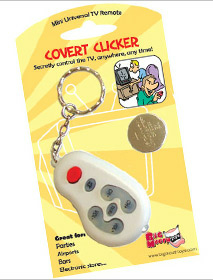 COVERT CLICKER