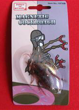 MAGNETIC COCKROACH