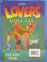 LOVERS GOLF TEE