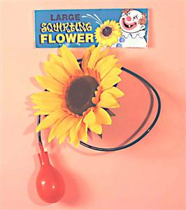CLOWN JUMBO SQUIRTING FLOWER