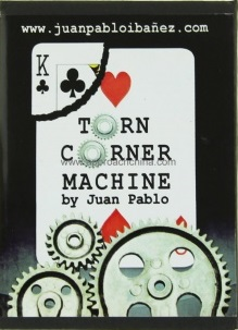 TORN CORNER MACHINE