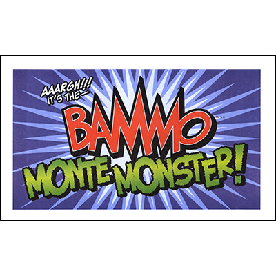 BAMMO MONTE MONSTER