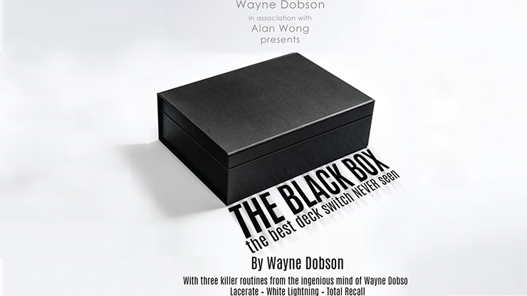 BLACK BOX, THE