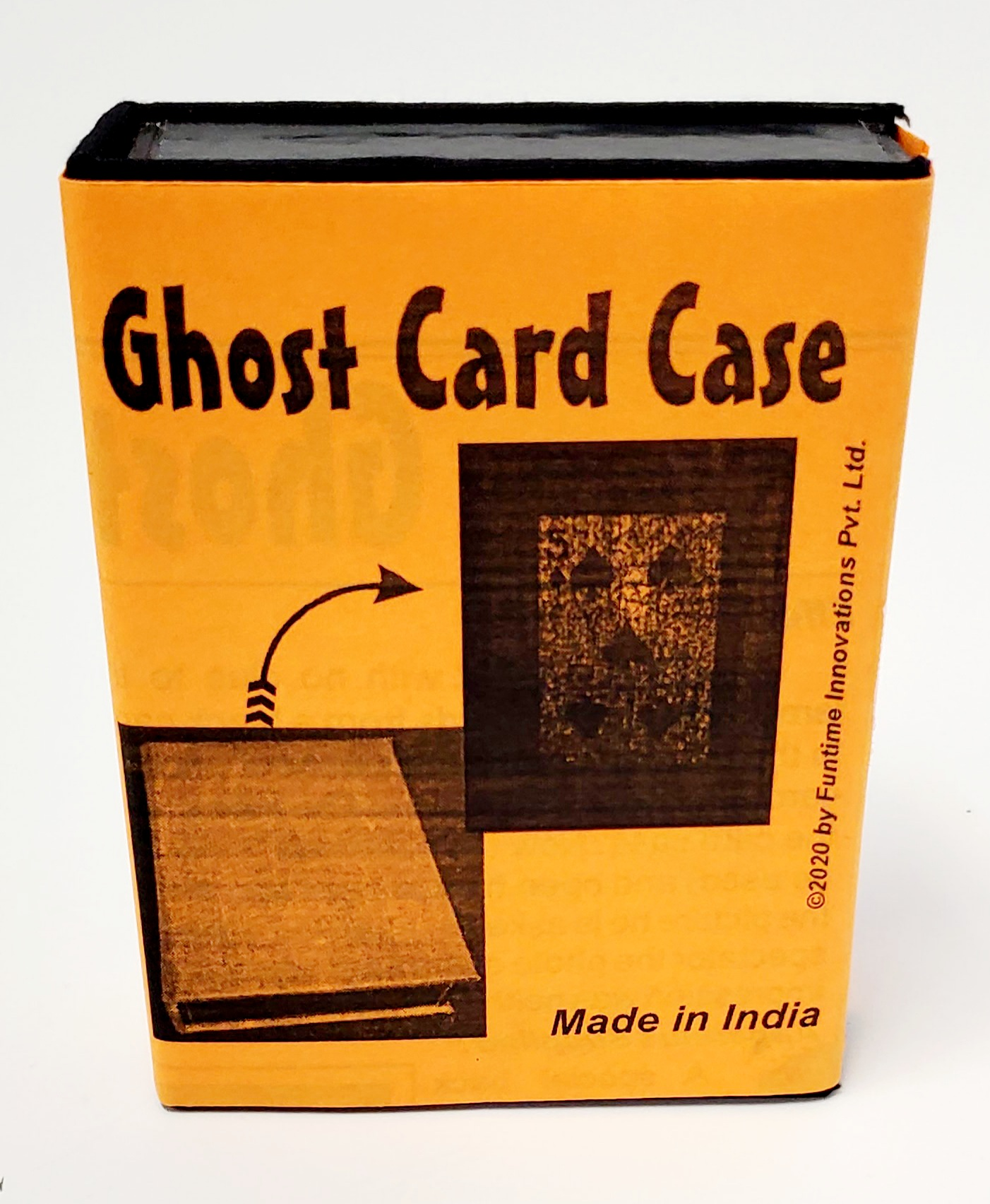 GHOST CARD CASE