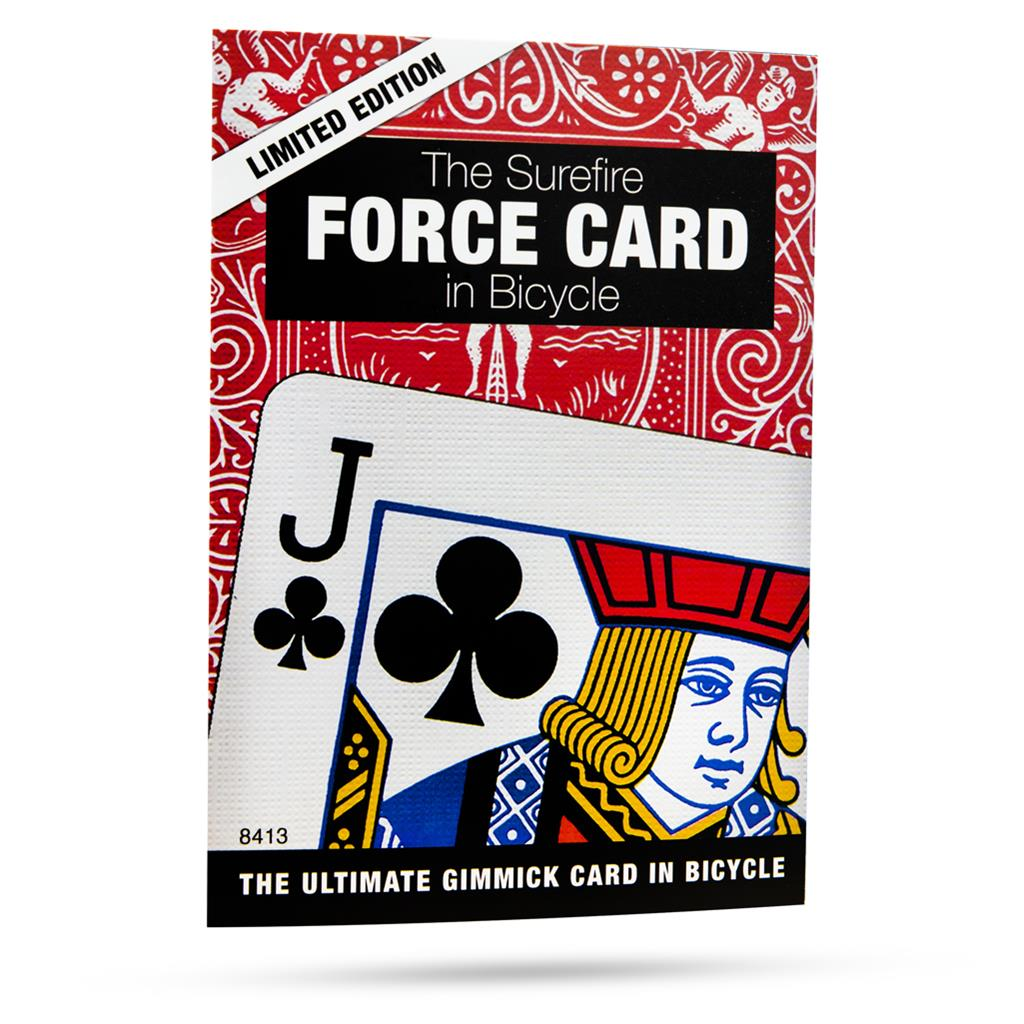 SUREFIRE FORCE CARD--BICYCLE