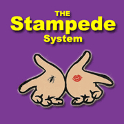 STAMPEDE SYSTEM (WITH DVD)