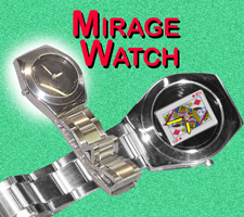 MIRAGE CARD WATCH