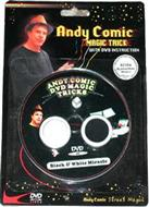 BLACK AND WHITE MIRACLE W/DVD