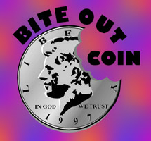 BITE-OUT QUARTER