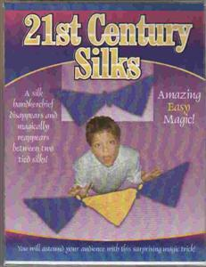 TWENTY FIRST CENTURY SILKS--13""