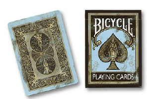 PLAYING CARDS--BICYCLE FADED