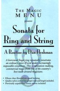SONATA FOR RING AND STRING