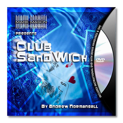 CLUB SANDWICH W/DVD