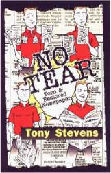 NO TEAR TORN & RESTORED NEWSPAPER W/DVD