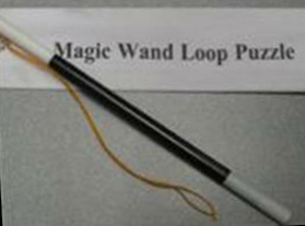 MAGIC WAND LOOP PUZZLE