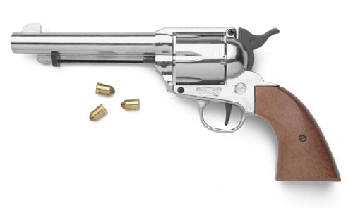 BLANK GUN--M1873 OLD WEST REVOLVER
