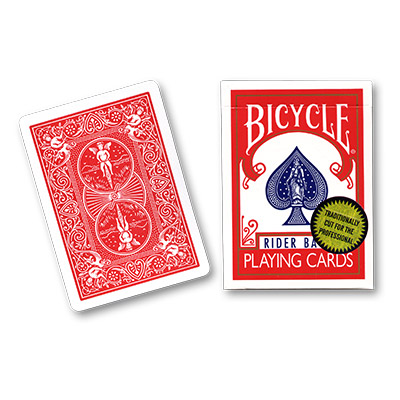 PLAYING CARDS--BICYCLE GOLD STANDARD TRADITIONAL C