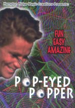 POP-EYED POPPER--BICYCLE, RED