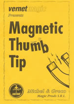 THUMB TIP--MAGNETIC