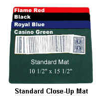 CLOSE-UP PAD--MAGICIAN'S CHOICE STANDARD, BLACK