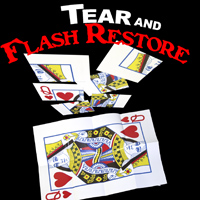TEAR & FLASH RESTORE--JUMBO