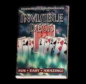 INVISIBLE DECK--BICYCLE POKER, RED
