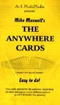 ANYWHERE CARDS