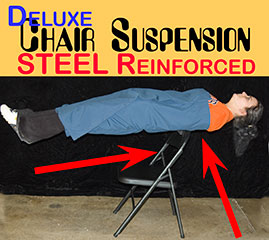 CHAIR SUSPENSION--DELUXE
