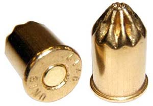 BLANKS--9 MM/.38 CALIBER HALF LOAD