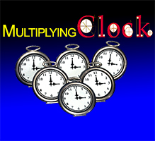 MULTIPLYING CLOCK (WATCHES)