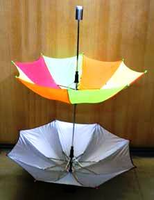 CANE TO TWIN PARASOLS