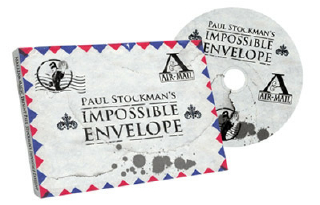 IMPOSSIBLE ENVELOPE W/DVD