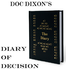 DIARY OF DECISION