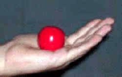 DIMINISHING BILLIARD BALL