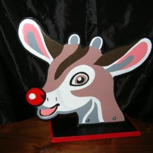 FORGETFUL RUDOLPH