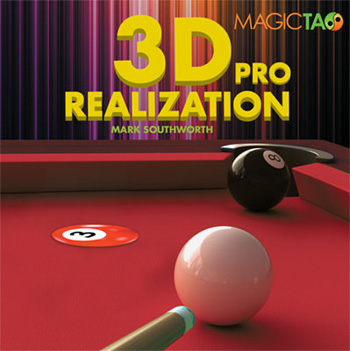 3-D REALIZATION W/DVD--8 BALL