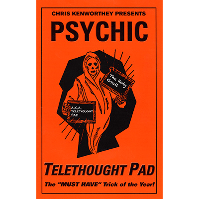 PSYCHIC TELETHOUGHT PAD