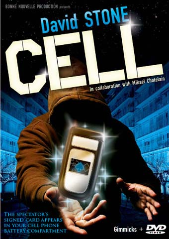 CELL W/DVD