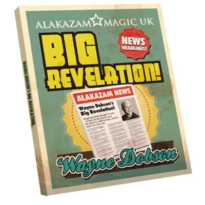 BIG REVELATION! W/DVD