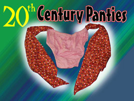 20th CENTURY COMEDY PANTIES