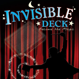 INVISIBLE DECK--PRO BRAND POKER, BLUE